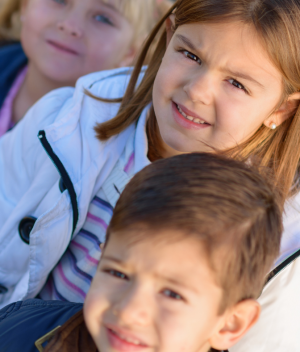 Kinder zuhören